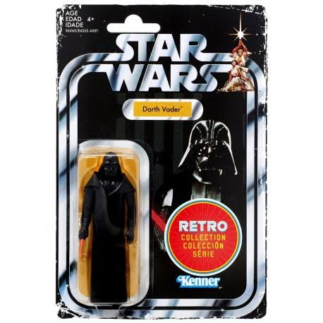 Star Wars Retro Collection Darth Vader Action Figure