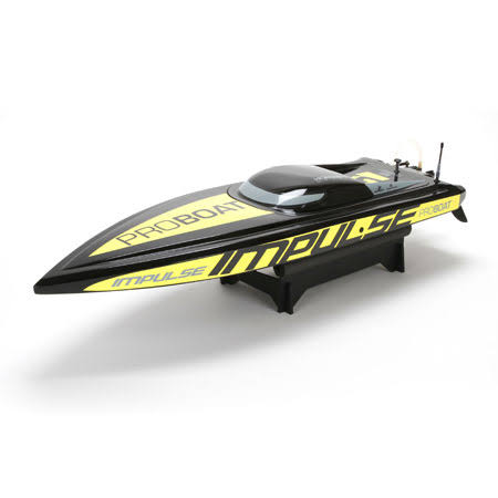 Pro Boat Prb08008 Impulse Deep-V V3 Brushless Rc Boat