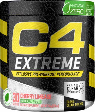 Cellucor C4 Pre-Workout, Extreme, Cherry Limeade, C4 - 174 g