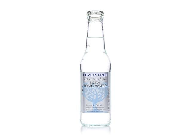 Fever Tree Tonic Water, Indian, Naturally Light - 6.8 fl oz
