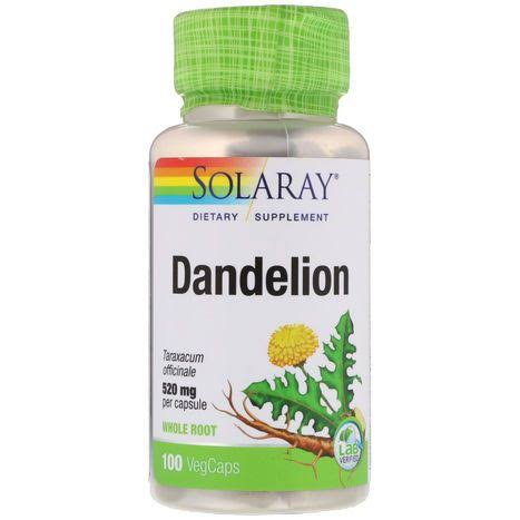 Solaray Dandelion Root