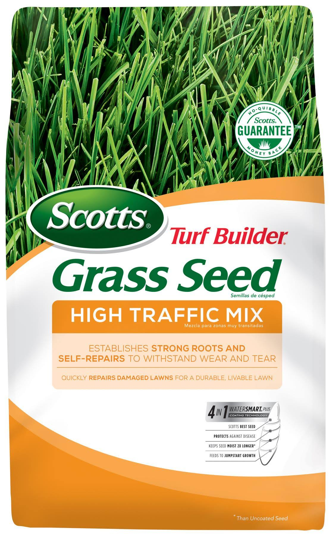 Scotts Turf Builder High Traffic Mix - 3lb