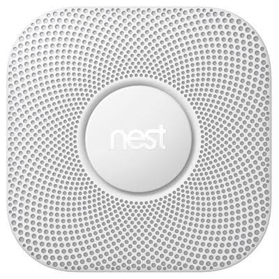 Nest Protect Smoke And Carbon Monoxide Alarm - 120V