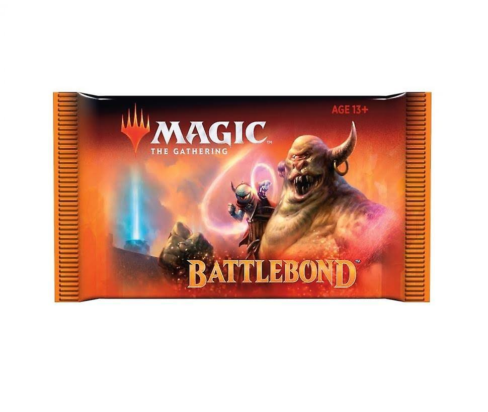 Magic: The Gathering MTG Battlebond Booster Pack