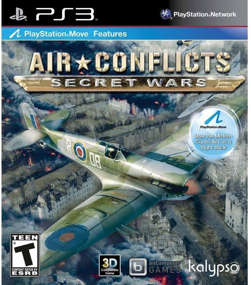 Air Conflicts: Secret Wars - PlayStation 3