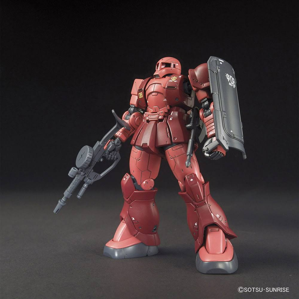Gundam The Origin Scale Model Kit - 1:144 Scale