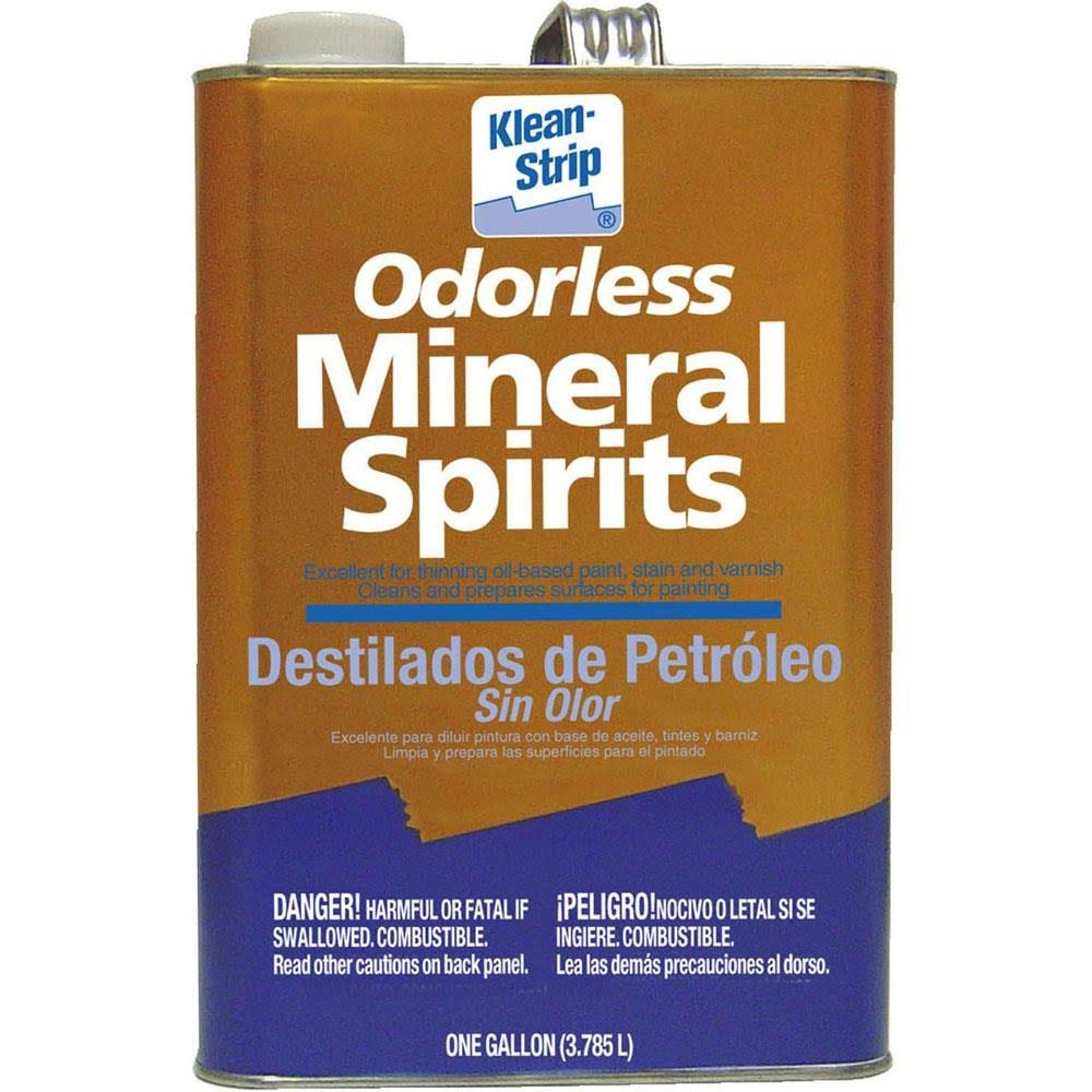 Klean-Strip Odorless Mineral Spirits - 1 Gal