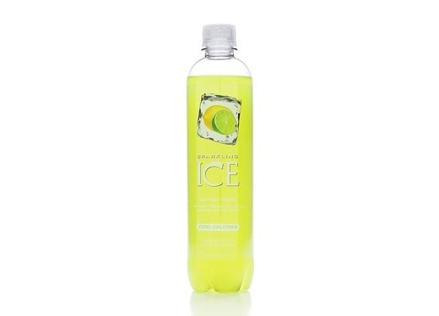 Sparkling Ice Zero Calories Spring Water - Lemon Lime, 17oz
