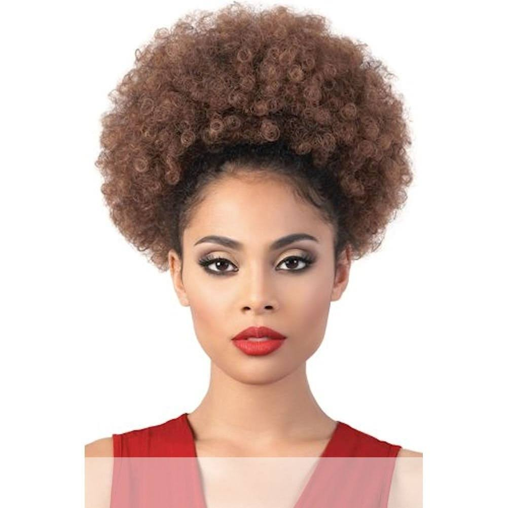 Motown Tress PD-AFRO9 | Ponydo Synthetic Ponytail T27/613
