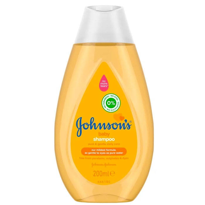 Johnson's Baby Shampoo - 200ml