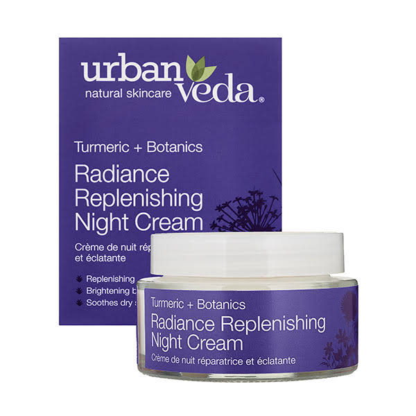 Urban Veda Radiance Night Cream - 50ml