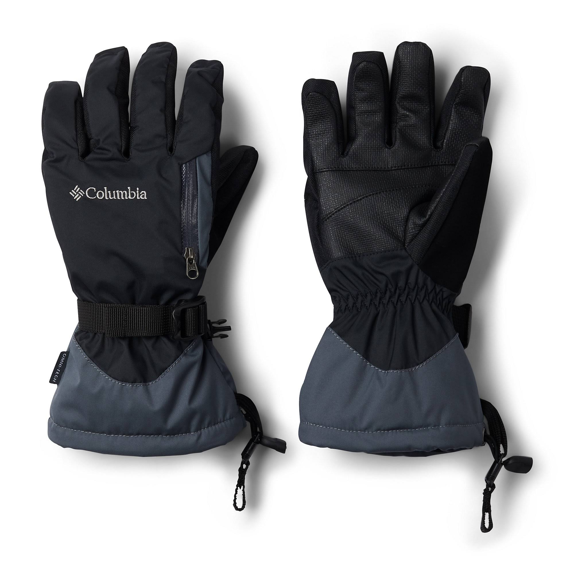 Columbia Women's Bugaboo Interchange Gloves, Size: Small, Black