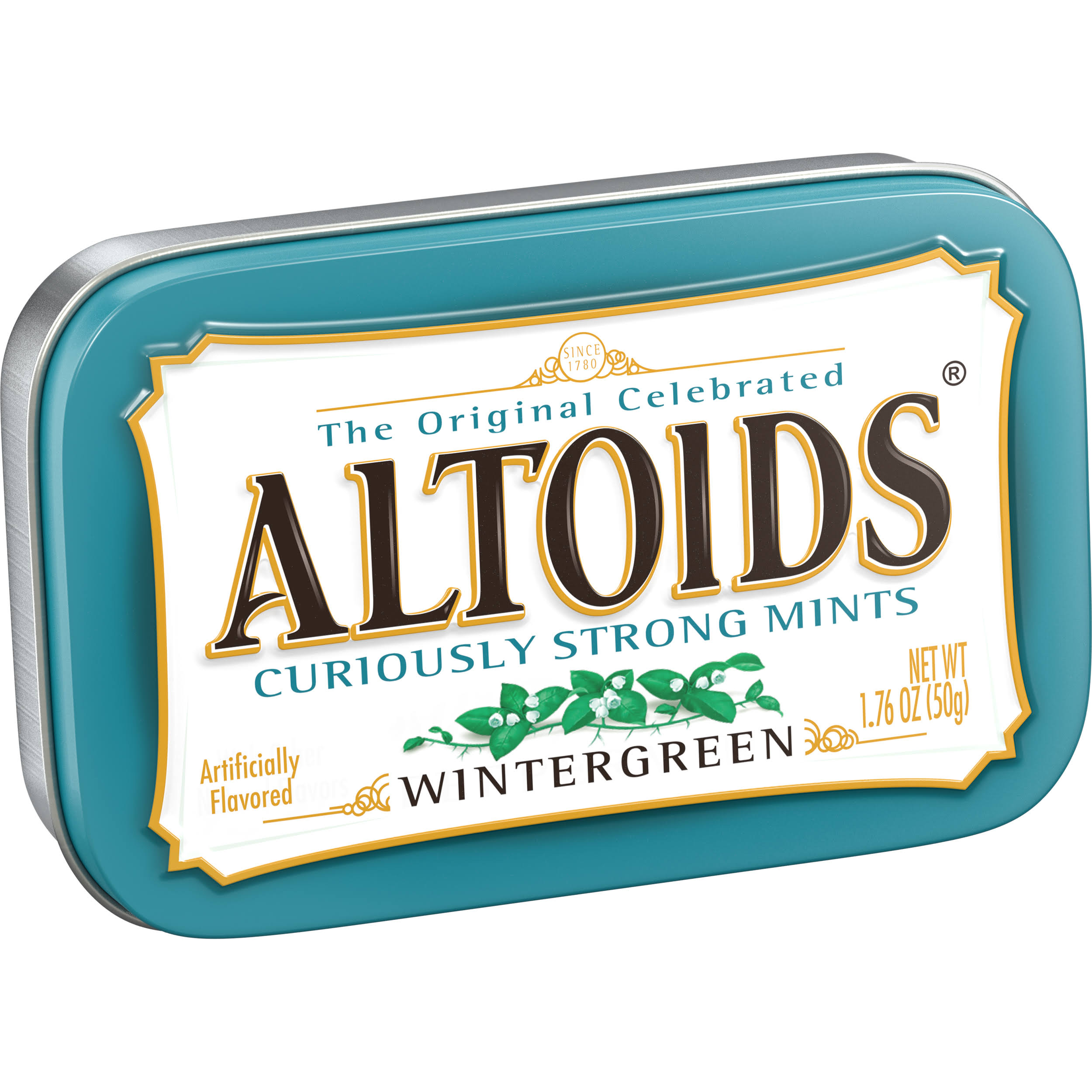 Altoids Mints - 50g, Wintergreen