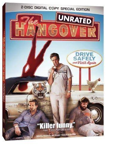 The Hangover: Unrated DVD