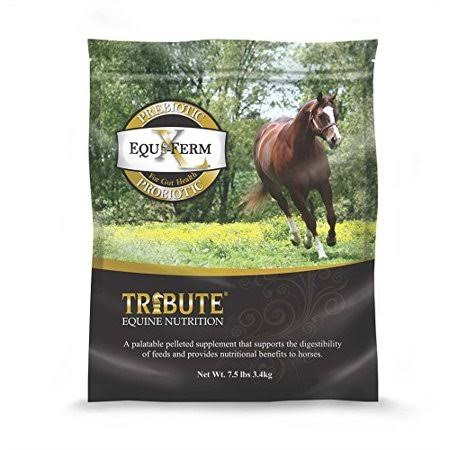 Kalmbach Feeds Equiferm XL Prebiotic and Probiotic for Horse 7.5 lb