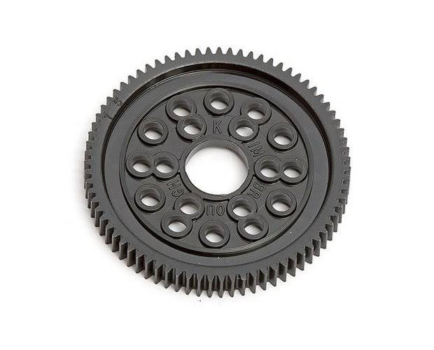 Team Associated Rc Toy Vehicles 3923 75t Spur Gear Tc3