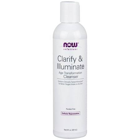 Now Clarify & Illuminate Cleanser - 8 fl. oz.