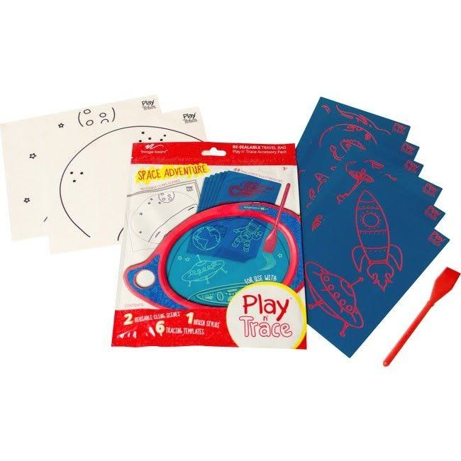 Play N Trace Space Adventure Accessory Pack