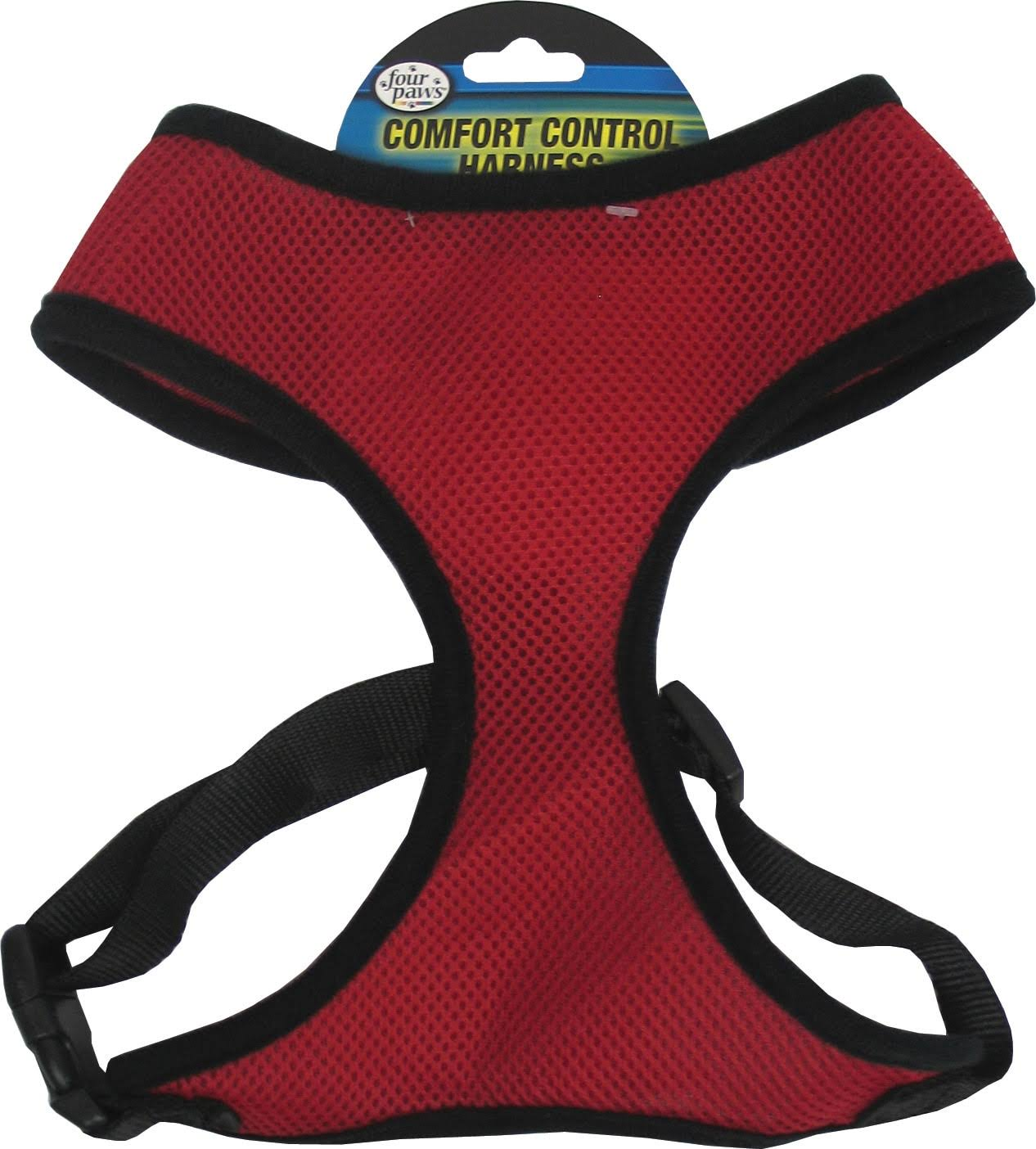 Four Paws 59185 Comfort Control Harness - Red, X-Large
