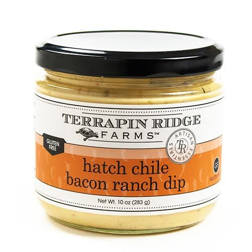 Terrapin Ridge Farms Hatch Chile Bacon Ranch Dip - 13oz