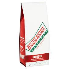 Krispy Kreme Halloween Donuts Calories by Krispy Kreme Doughnuts Smooth Ground Coffee 12 Oz Walmart Com