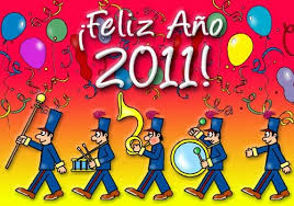 feliz año 2011 para todos los foreros