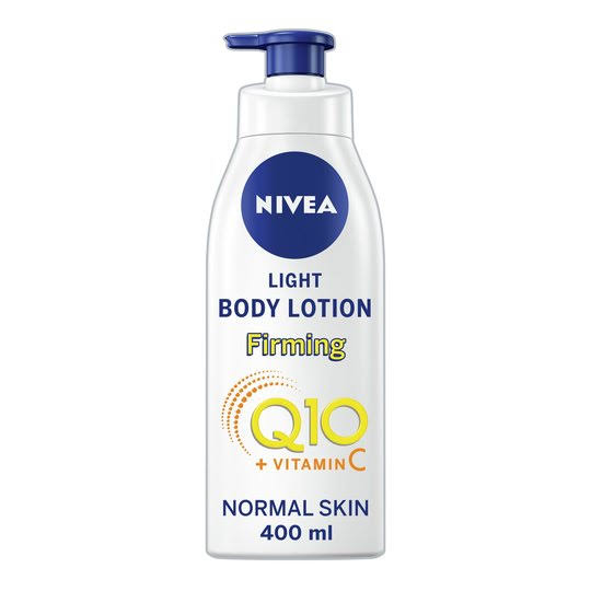 Nivea Q10 Plus Vitamin C Firming Body Lotion - 400ml