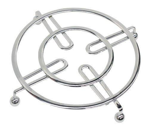 Home Basics Chrome Collection Trivet