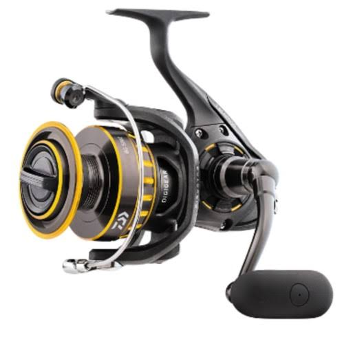 Daiwa BG 2500 Spinning Fishing Reel