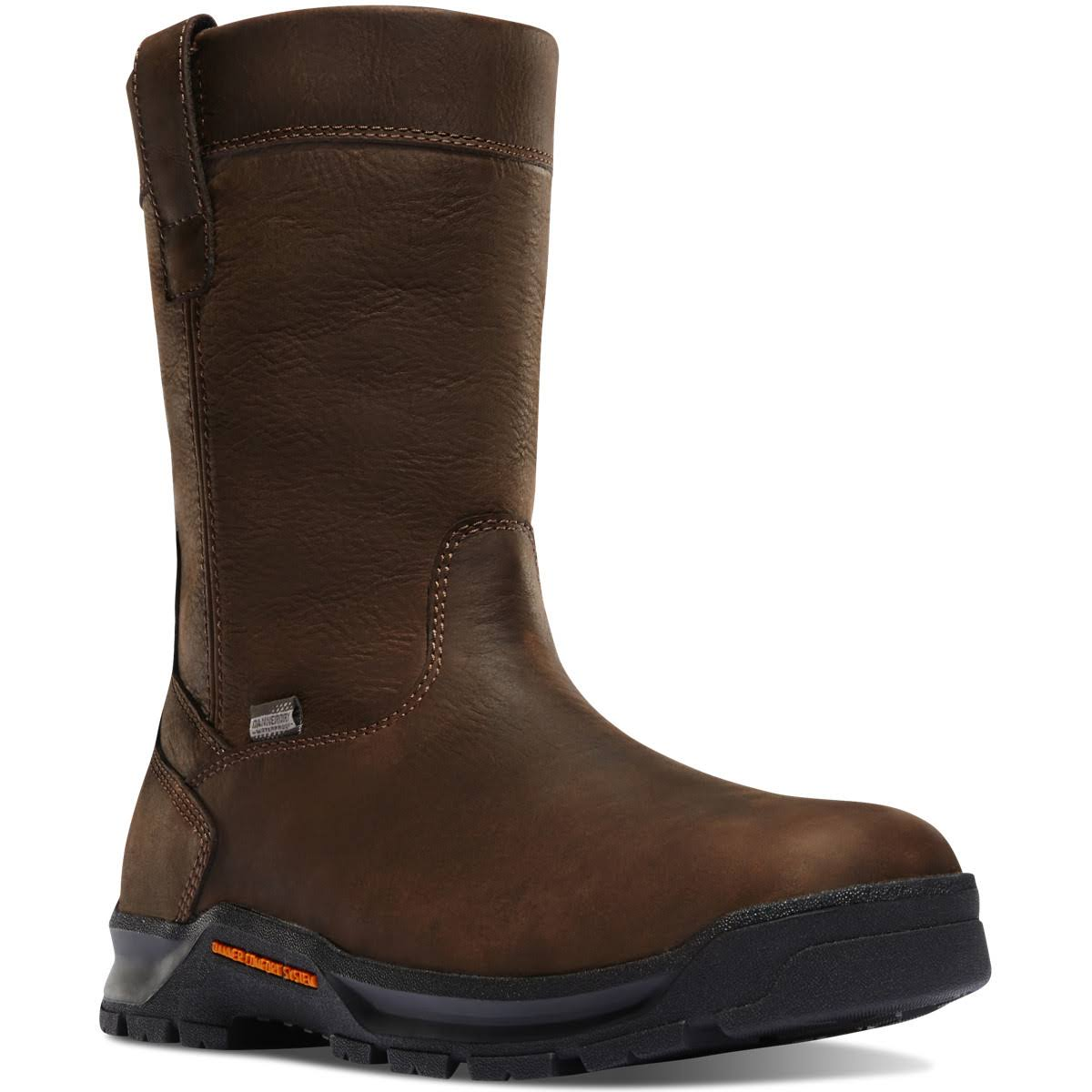 Danner Men's Crafter Wellington Work Boot Brown