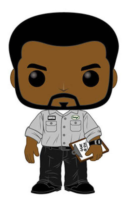 Funko Pop The Office: Darryl Philbin Vinyl Figure