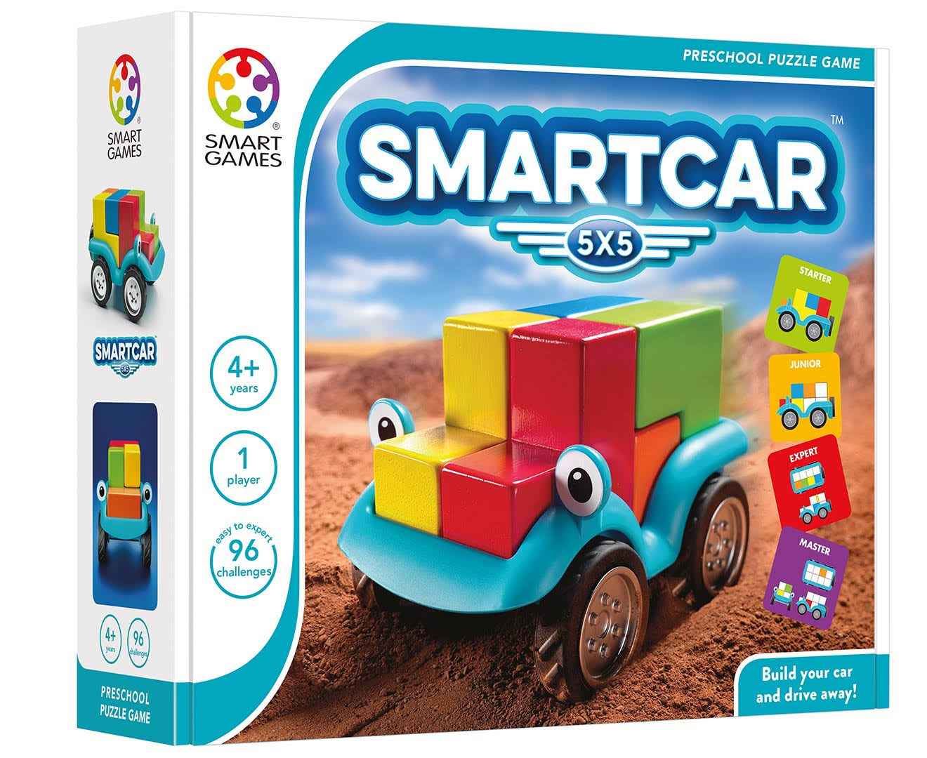 Smart Games Smart Car Strategy Game