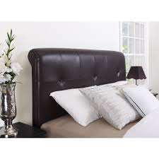 The Fenton Headboard From Sleepys by Brown Tufted Headboard Home Design Ideas