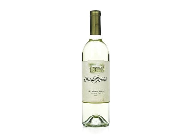 Chateau Ste. Michelle Sauvignon Blanc - Columbia Valley, 2008