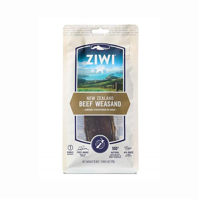 Ziwi Peak Beef Weassands Dog Treat - 2.5 oz
