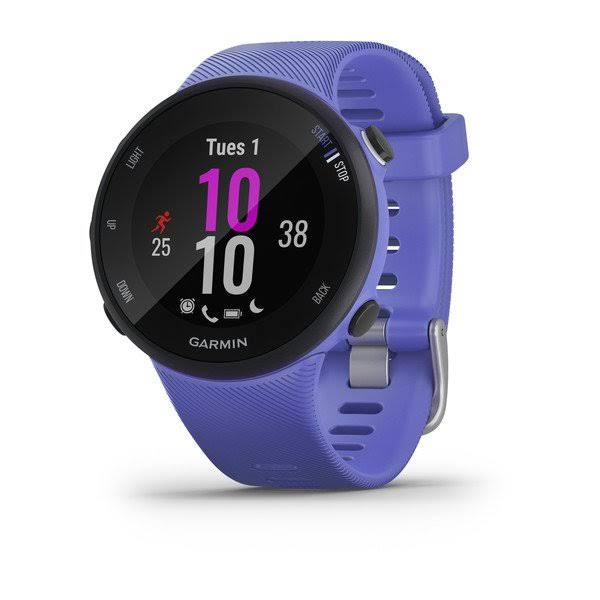 "Garmin Forerunner 45S Running GPS /Galileo Watch - 1.04"" Display - Iris"