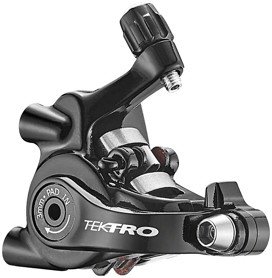 Tektro MD-C550 Dual-Piston Cable Actuated Mechanical Flat Mount Disc Caliper