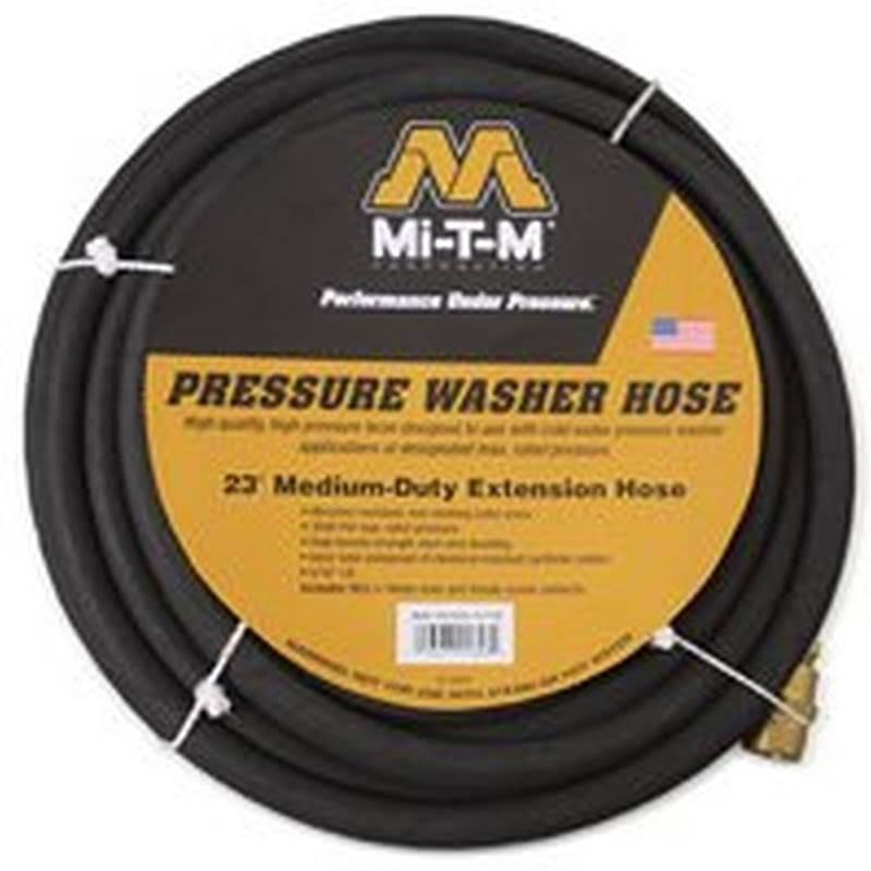 Mi-T-M Pressure Washer Extension Hose