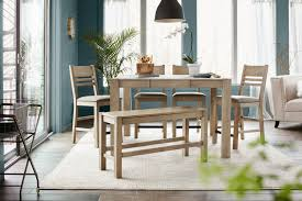 Value City Kitchen Table Sets by The Tribeca Counter Height Dining Collection Gray Value City