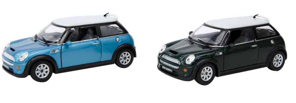 Schylling Die Cast Model Car - Mini Cooper