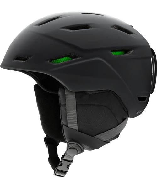 Smith - Mission Matte Black Medium Snow Helmet