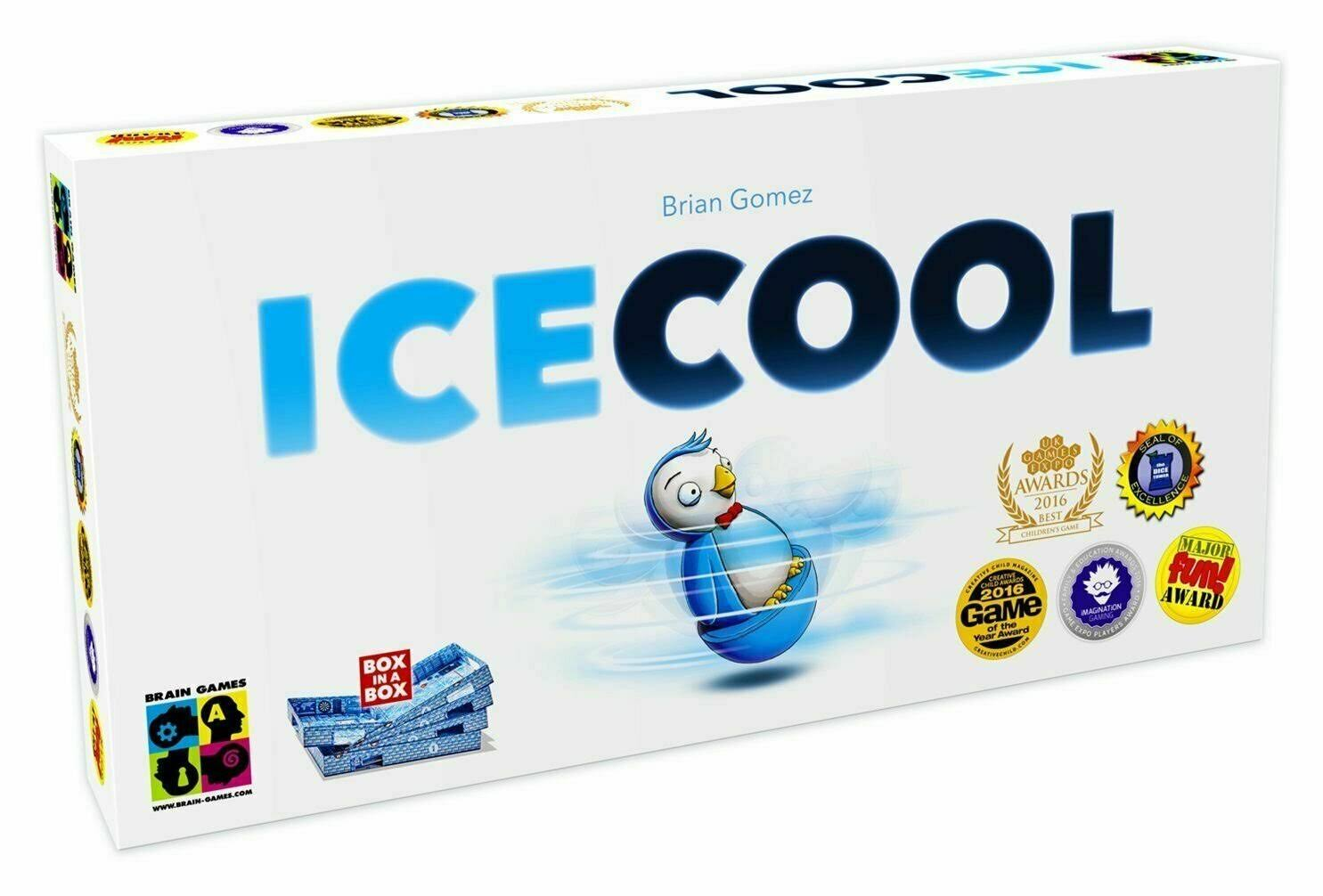 Brain Games Ice Cool Game