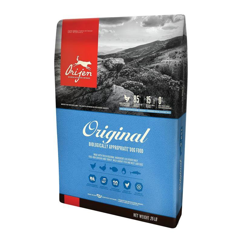 Orijen Original Dry Dog Food - 25lb