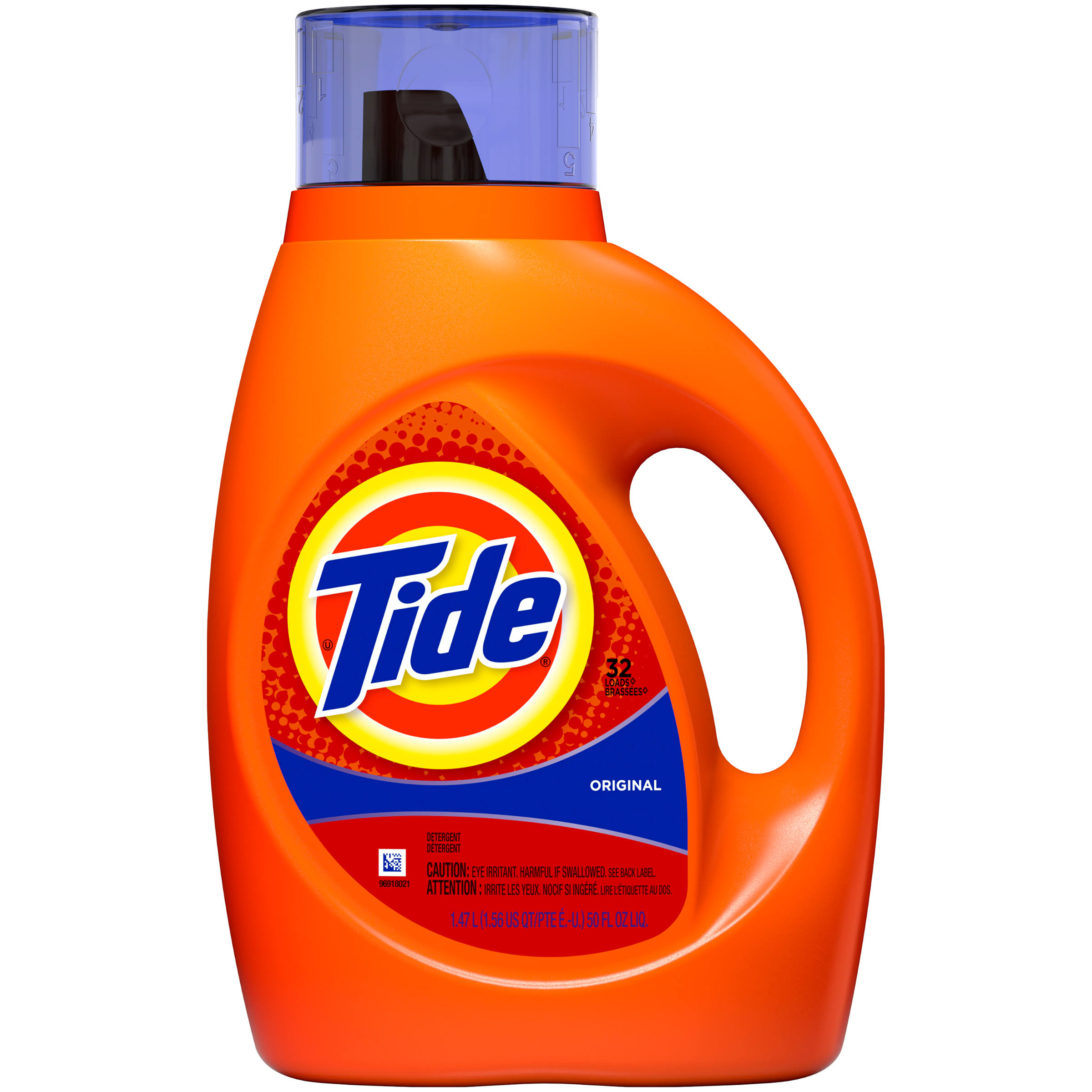 Tide Liquid Laundry Detergent - Original Scent, 50oz