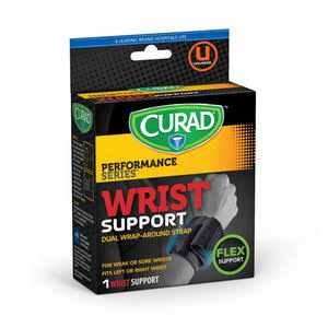 Curad Universal Adjustable Wrist Wrap