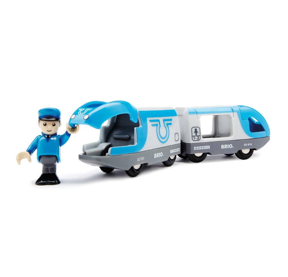 Brio 33506 Travel Battery Train