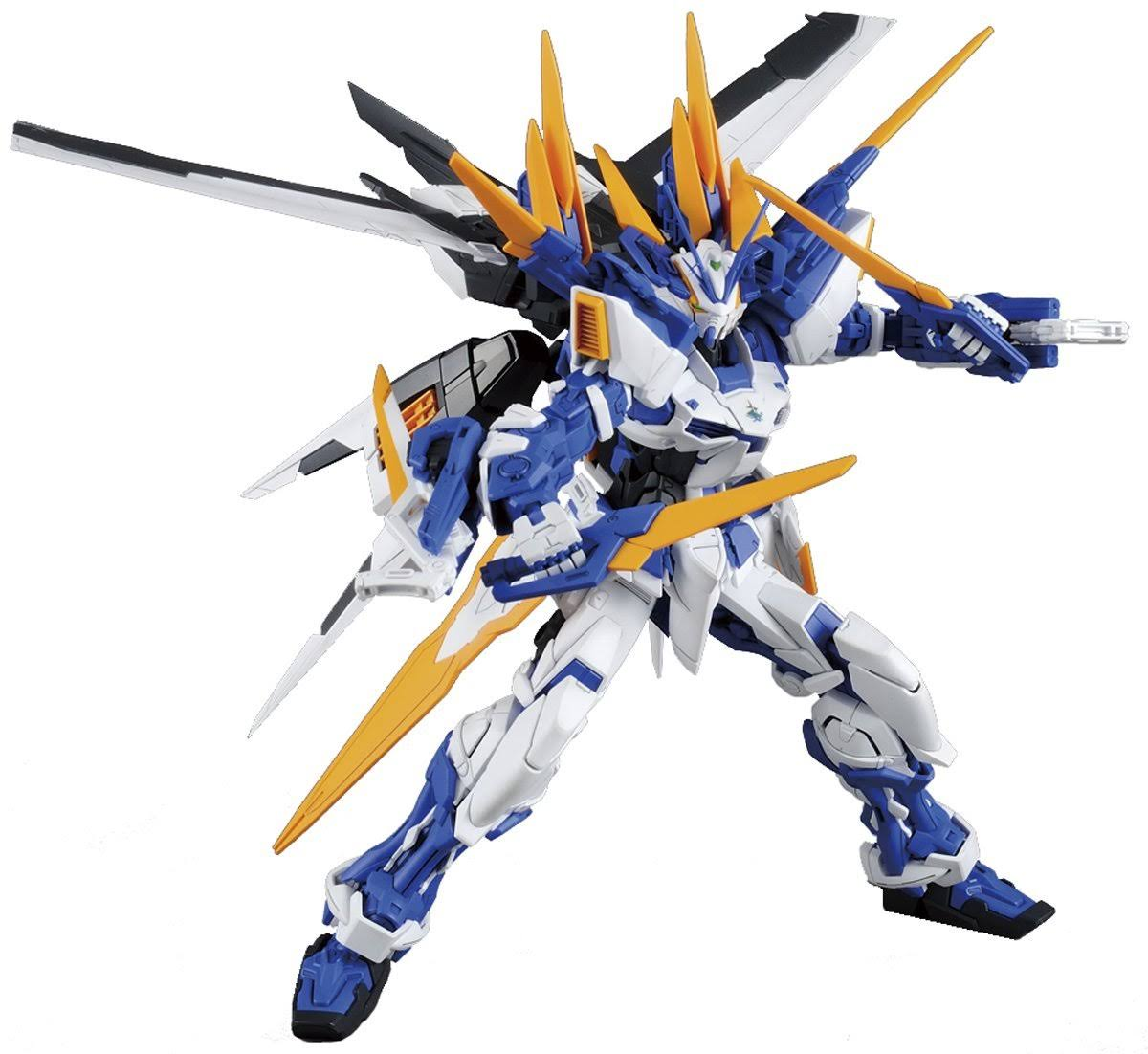 Bandai Scale Mobile Suit Gundam Action Figure - Astray Blue Frame D