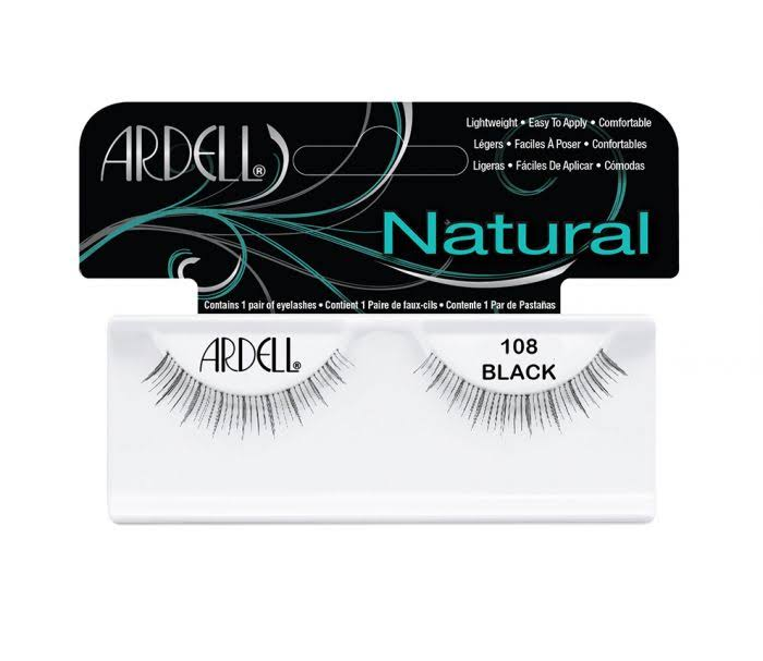 Ardell Professional Lashes - 108 Black