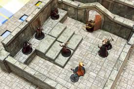 Dungeons And Dragons Tiles Pdf Free by E Z Dungeon Construction Review The Penultimate Blog