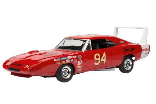 Revell - 854413 1/25 1969 Dodge Charger Daytona 2N1